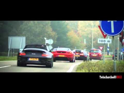 Bugatti Veyron vs. Ferrari F430 JDC
