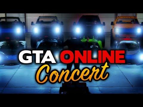 The GTA Online Concert