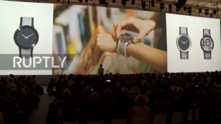 Germany: Sony CEO promises robots with emotions during IFA fair in Berlin