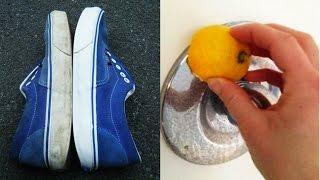 10 طرق مبتكرة للتنظيف الفعال..!!