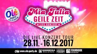 Mia Julia - Geile Zeit Tournee 2017 (Teaser)