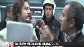 BUGÜN TV VE KANAL TÜRK YAYINLARINA POLİS DARBESİ.