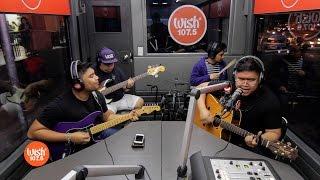 Agsunta covers 'Wag na 'Wag Mong Sasabihin (Kitchie Nadal) LIVE on Wish 107.5 Bus