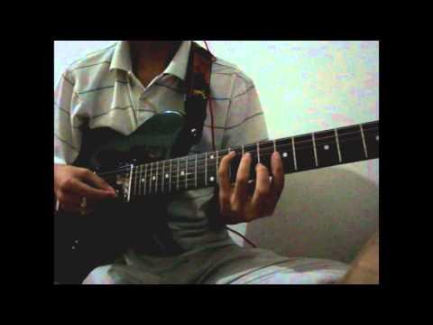AUBIN foss dalon dalonne guitare cover