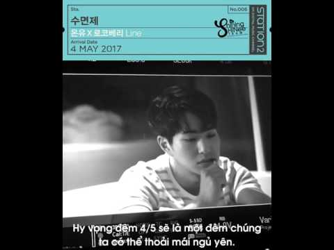 [Vietsub] [Teaser] Sleeping Pill - Onew feat. Rocoberry
