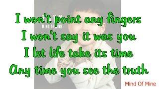 Zayn - tRuTh Lyrics