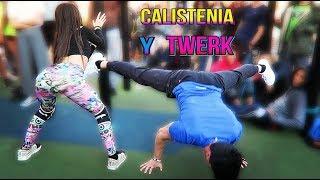 TWERK y CALISTENIA, REVOLUCIÓN STREET WORKOUT - Curioso De Todo | edusanzmurillo