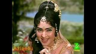 Dekho Mera Dil Machal Gaya Unhain Dekha ( Sharda Rajan Iyengar ) *Suraj 1966*