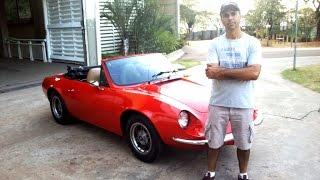 Puma GTS 79 do Marcelo, do Clube do Carro Antigo de Jundiaí / ñ está a venda