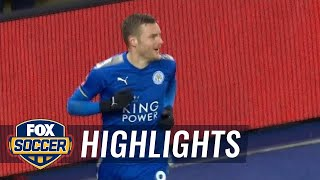 Leicester City vs. Sheffield United | 2017-18 FA Cup Highlights