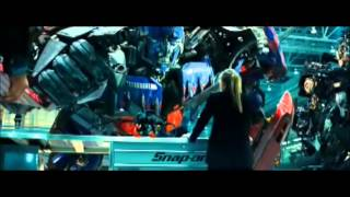transformers 3 music video : linkin park somewhere i belong