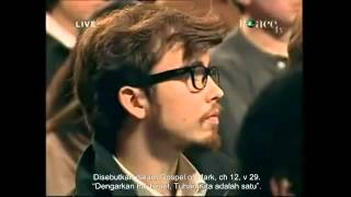 Video Zakir Naik In Oxford Union #3, Sub  Bahasa Indonesia