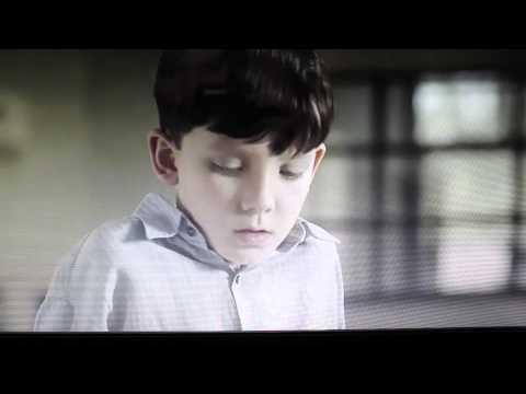 Fragmento El niño con el pijama de rayas