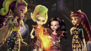 Monster High Freaky Fusion - Part 1