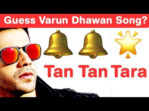 Xxx Mp4 Varun Dhawan Songs Emoji Challenge Guess Bollywood Songs 3gp Sex