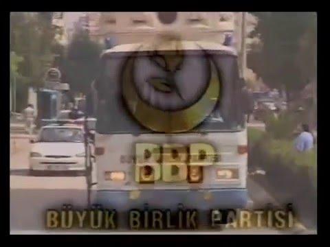Büyük Birlik Partisi Muhsin Yazıcıoğlu
