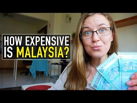 HOW EXPENSIVE IS MALAYSIA Budget Travel Guide