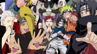 Naruto shippuden 206 part 1