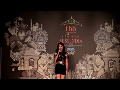 Xxx Mp4 Lily Lalremkimi Darnei S Talent Round Performance At Miss India East 2018 3gp Sex