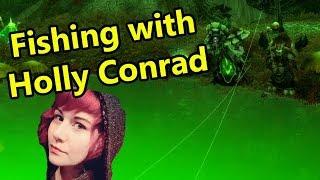 Fishing with Crendor Ep 37: Holly Conrad (Commander Holly)