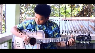[TABS]Secret Love Song - Little Mix Ft. Jason Derulo (Fingestyle Guitar Cover)