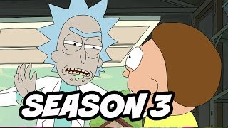 Rick and Morty Season 3 Episode 2 Update