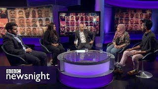 Should street grooming be framed as a Muslim problem? DEBATE – BBC Newsnight