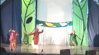 2007 03 04 - holi mela - 2 - 5 - saraswati (moscow) - goriye baga ma jhula