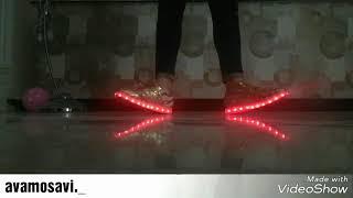 آموزش رقص پا هیپ هاپ
