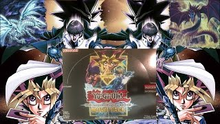 Best Yugioh Dark Side of Dimensions Movie Pack Box Opening! Yugi Kaiba and the GOD Pack!