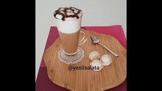 Evde Latte Macchiato Nasıl Yapılır