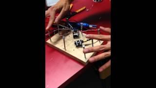 John Richards Instrument Workshop - Bed of Nails