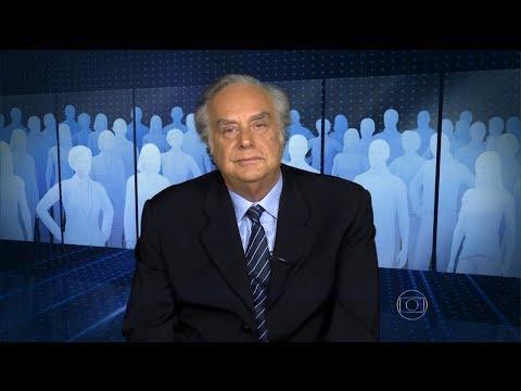 ARNALDO JABOR comenta o resultado do julgamento do Habeas Corpus de LULA no STF