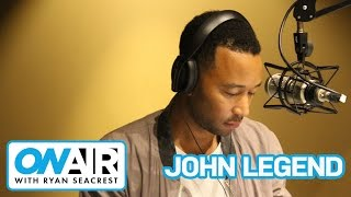 John Legend Love Me Now Piano Version  On Air With Ryan Seacrest