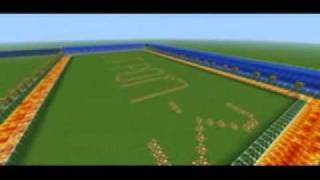 Vinyl Scratch Minecraft Map