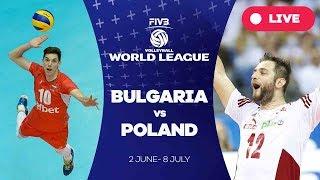 Bulgaria v Poland - Group 1: 2017 FIVB Volleyball World League