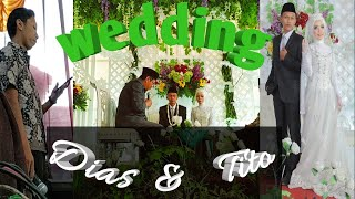 "Wedding    "" DIAS NUR PRATIWI   &  TITO YULIADI """