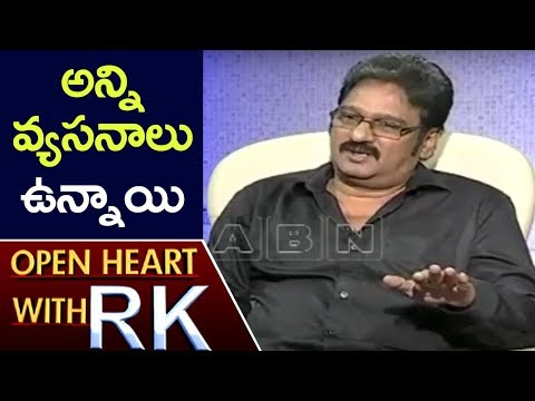Xxx Mp4 Krishna Bhagavaan About His Addictions Open Heart With RK ABN Telugu 3gp Sex