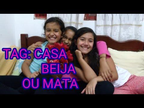 MATEI O MC KEVINHO - TAG CASA , BEIJA OU MATA ( ft.Julia para Todos)