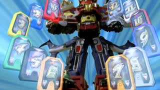 Engine Sentai Go-onger vs Gekiranger[Pr Rpm vs Jungle Fury] | Batalla Megazord