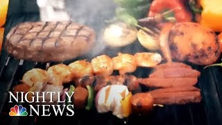 New Warning On Link Between High Blood Pressure And Grilled Meat | NBC Nightly News