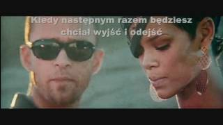 Rihanna - Rehab ft. Justin Timberlake tłumaczenie PL