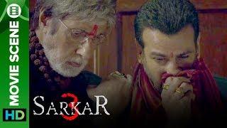 Sarkar has true faith on Gokul | Amitabh Bachchan & Ronit Roy | Sarkar 3