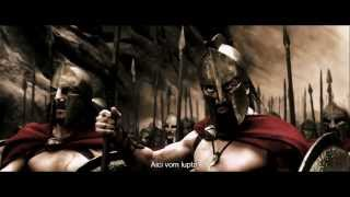 300   Final Battle Scene- Inspirational Clip on Leadership