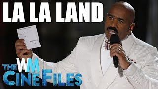 OSCARS FAIL! Moonlight Takes Best Picture From La La Land! – The CineFiles Ep. 10