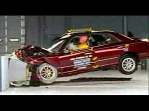 Crash Test Teste de Batida de Carros