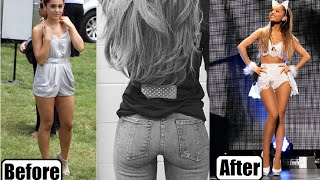 Ariana Grande Weight Loss on a Vegan Diet - Before & After Transformation