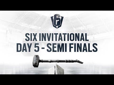 Xxx Mp4 Rainbow Six Six Invitational 2019 – Playoffs – Semi Finals 3gp Sex