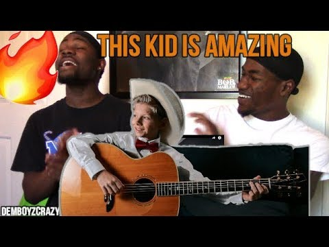 Mason Ramsey - Famous [Lyric Video](Reaction)|HE IS REALLY TALENTED!!