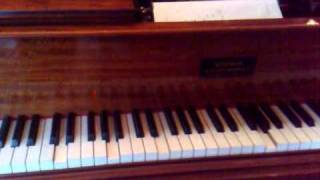 A Day In Paris @ the Carlton Hotel, the Automatic Piano